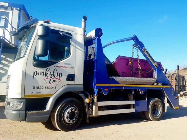 Pink Skips Waste Company